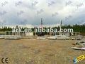 alojamiento en el proyecto de construcción en rusia