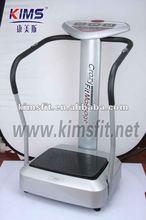 Crazy fit massage/vibration plate/platforms/fitness massager CE/KMS001C