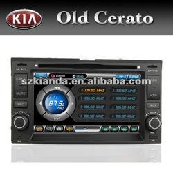 Car DVD For Kia Cerato/Sportage with 3G/GPS