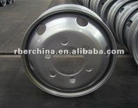 19.5*6.75 heavy truck steel wheel
