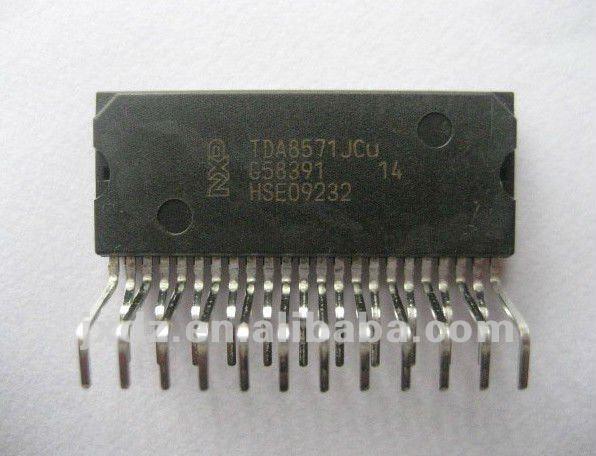 Ic TDA8571 TDA8571J 4 x 40 W radio de coche BTL quad amplificador de potencia