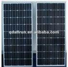 Mono solar panel 100w with MC4 connector