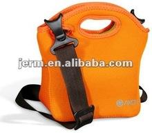 Customized neoprene computer messenger bag