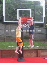 Adjustable Basketball System