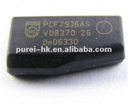 Id46 ( PCF7936AS ) Philips Crypto blank puces de transpondeur pour clé de voiture gros