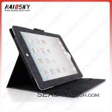 Jeans skin case with 3 view angles for ipad