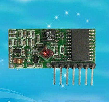 Pequeña rf receptor placa de circuito ( ZR5-J )