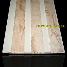 Interior Decoration Material PVC Plastic Wall Design