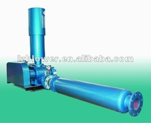 Negative pressure roots blower