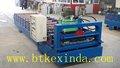 china fabricante de techos de aluminio en frío hoja roll que forma la máquina roll ex de metal maquinaria de trabajo