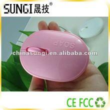 2012 Shenzhen new design optical mouse Mini elegant mouse
