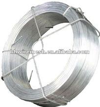 Heavy galvanised fence tie wire metal rolls