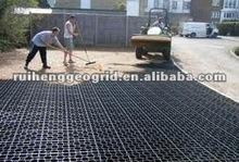 plastic grid