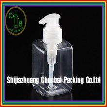 150ml pet foam dispenser pump bottle/neck 24/410