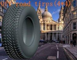 Off-road vehicle tires 235/75R15LT