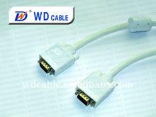 VGA Cable RCA Male to VGA Female Cables