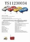 MINI Racing RC Car Radio Control RC Car 1:43