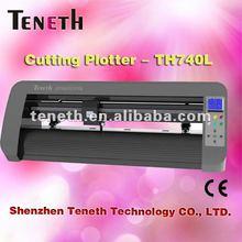 2012!!! Teneth Wireless Control Contour Vinyl Print and Cut Plotter