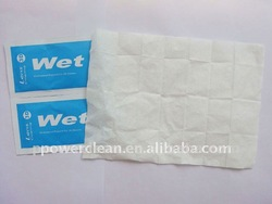 Disposable Microfiber 3D Glasses Cleaning Cloth