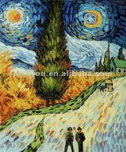 famous landscape painting art (HT 16750)