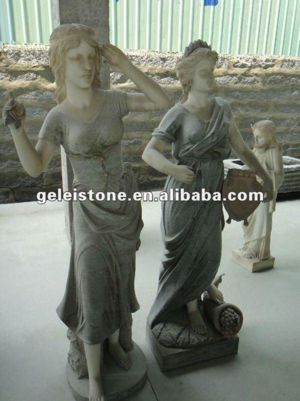 Famous Ancient Greek Statues