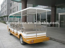 72v electric system 14 seats electric passenger bus
