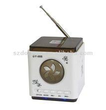 tf sd card read mini speaker
