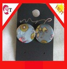 Ear piercing studs
