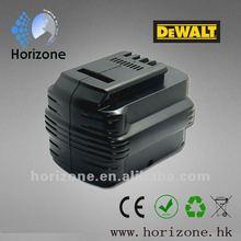 Replacement Power Tool battery For 24V DEWALT DE0240 DE0243 2500mAh Ni-Mh