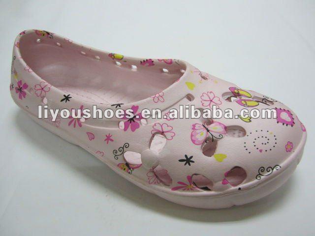 2013 nuevo diseño de zapatos de enfermería hospitalaria