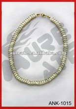 2012 fancy beads of chain necklace
