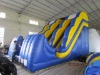 inflatable dry slide/inflatable combined slide