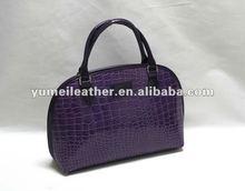 2012 new design ladies fashion tote bag