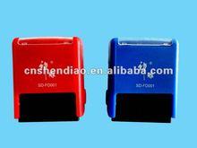 plastic stamp