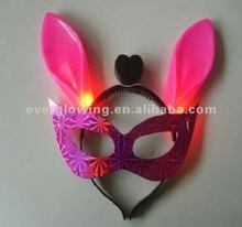 light up masks flashing mask hot sale led glow mask