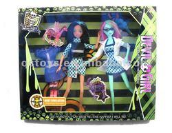 Fashion Devil girl doll
