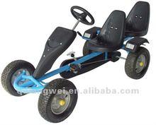 Sand beach go pedal karts