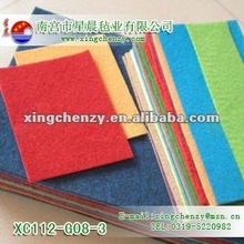 famous brand wool felt colours craft