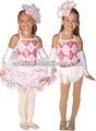 Caliente vendiendo ballet del tutú / dancewear trajes del partido del vestido / leotardo con suave de la etapa del tutú del vestido