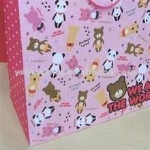 Beautiful Cartoon Gift Bag Animal artwork for Baby Gift