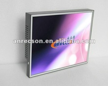 """10.4"""" LED backlight open frame touch monitor with VGA HDMI DVI"""