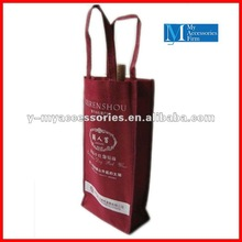 2012 fashion non woven bottle bag