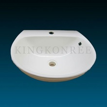 Acrylic solid surface clothes wash basin-S4701