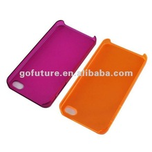 Colorful plain designed for iphone4s case