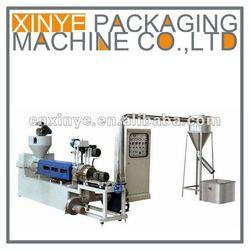 waste plastic film granulating machine XY-SJ-100