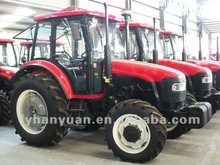 60HP farm tractor 4wd four wheel drive with competitive price