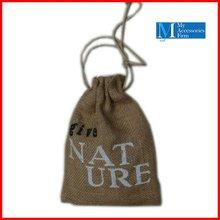2012 fashion jute coffee bean bags