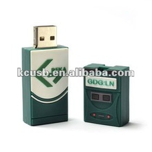 Gas Station soft usb with customized design