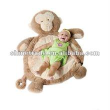 2015 lovely animal baby plush mats ST-0210