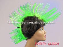 Cheap green Carnival Wigs P-W050